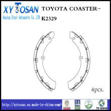 Chaussure de frein pour Toyota Coaster K2329