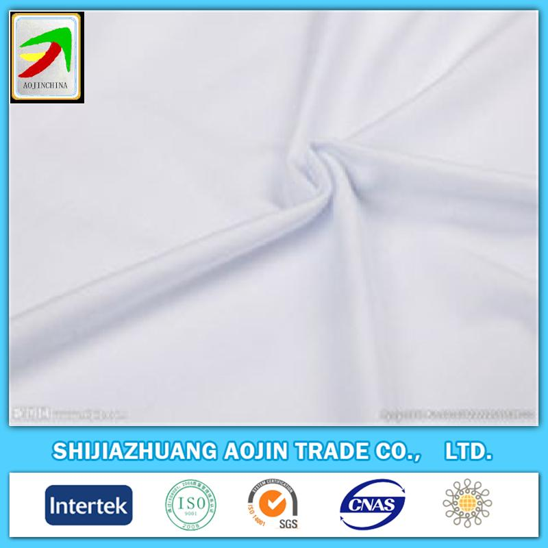100% cotton 30x30 68x68 bleached white fabrics