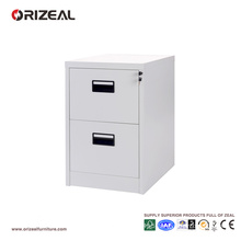 Orizeal Metal Cabinet with 2 Drawers (OZ-OSC027)