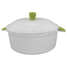 1.6L casserole with silicone handles, small size