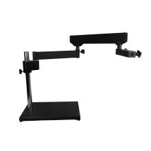 Acessórios do microscópio estereofónico de Bestscope, 382 * 260 * 24mm Tamanho Base Stand (BSZ-F14)