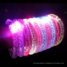 party flashing led bracelets