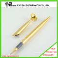 Werbeartikel Luxus Büro Metall Gold Schreibtisch Stift Stand Set (EP-P9044)