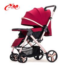 Großhandelspreis Kinderwagen EN1888 Zertifikat Kinderwagen 3-in-1 Kinderwagen Top-Qualität