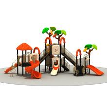Parc d'attractions Équipement d'aire de jeux pour enfants en plein air