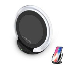 Cell QI Fast Wireless Charging Pad Stand