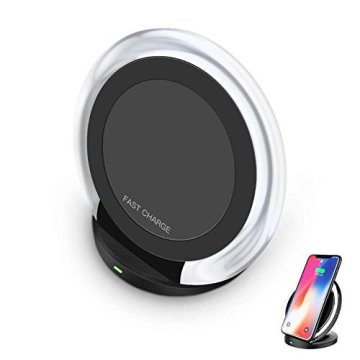 Socle de charge rapide sans fil Cell QI