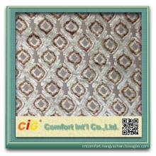 latest design fabric material for sofa set