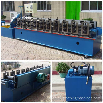 steel profile galvanized ceiling wall angle roll forming machine