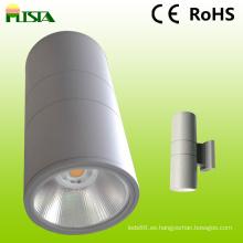 Lámpara de pared LED para el hogar