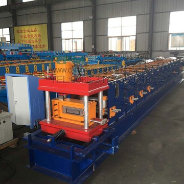 C Z Purlin Roof Panel Roll Forming Machine