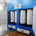 Sanding Grinding Booth with Grinding Cabinet
