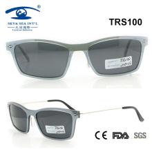 Les plus récents lunettes de soleil Beautiful Tr 90 (TRS100)