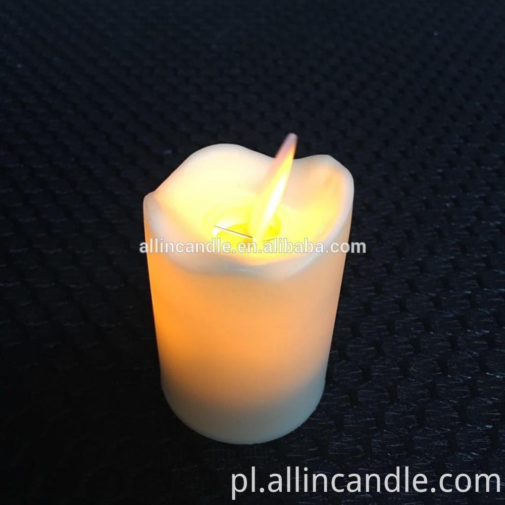 Mini Led Candle