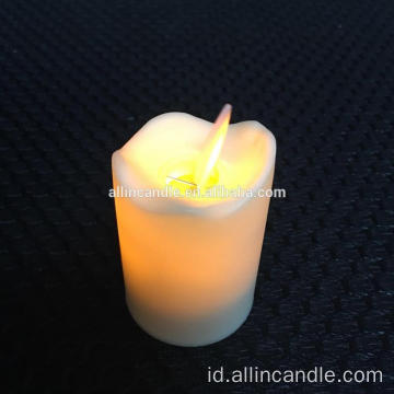 Lilin Flameless Murah Lampu LED Lilin