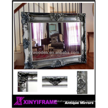 Contracted long white mirror factory outlet