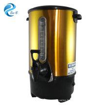 Chaudière d'eau de cuisine de la capacité élevée d'OEM 8L-35L électrique, distributeur d'eau chaude d'acier inoxydable de restaurant d'hôtel