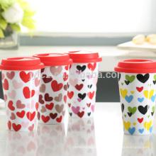 10 oz regalo de cumpleaños del nuevo producto de San Valentín para el amante