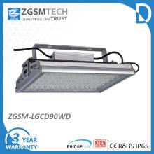 Luz industrial do diodo emissor de luz 90W com baixo valor de calor, preço favorável