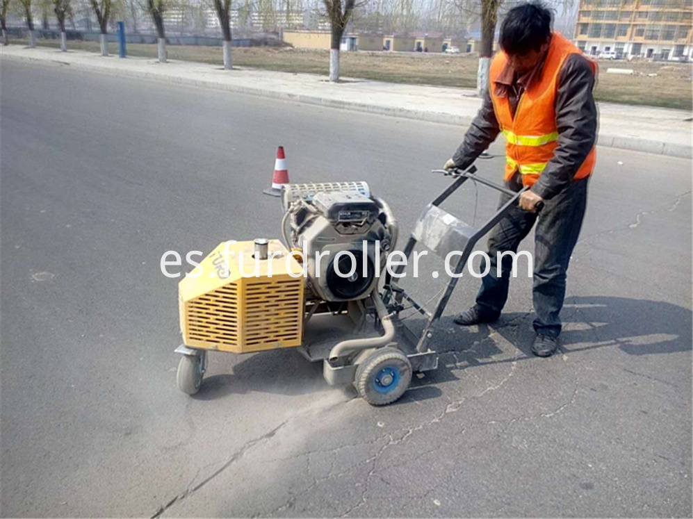 FKC-300 Easy Operated Grooving Machine