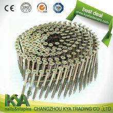 Parafuso de 15 graus Pozi Head Wire