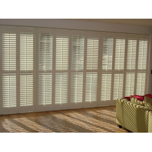 Wooden Window Shutters Shade (SGD-S-5024)