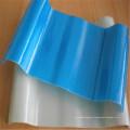 Композитный прозрачный красочные усиливает лист крыши frp рифленый лист Толя