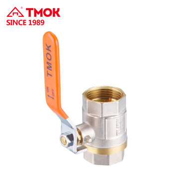 DN15 PN16 Brass ball valve good quality yuhuan ball valves