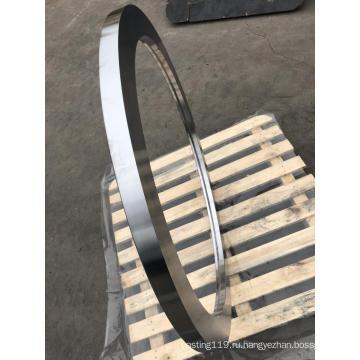Ковка больших зубчатых колес из углеродистой стали