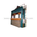 Máquina de prensado en frío para la línea de producción de madera contrachapada