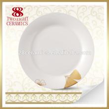 placas de cena completas de China del corelle de la fábrica del servicio de mesa