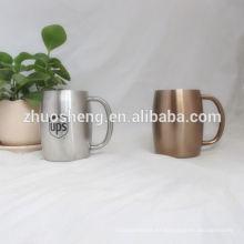 vasos de plástico herméticos de alta calidad de impresión de la insignia de encargo
