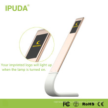 США Китай запатентованная аккумуляторная светорегулятор сенсорный ночь свет с гибкая шея