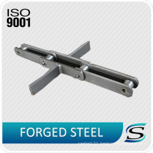 Supply Low Price High Strength Drop Forging Scraper Chain