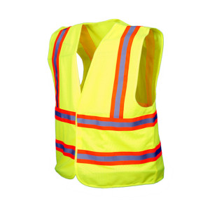 New Design Road Security Reflective Safety Vest