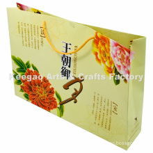 Packaging Paper Shopping Bag (KG-PB142)
