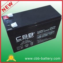Cbb 12V 7ah Scooter elétrico 6-Dzm-7 Ebike Battery