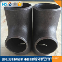 ANSI/DIN/GOST/EN Equal Tee Butt Welding Pipe Fittings