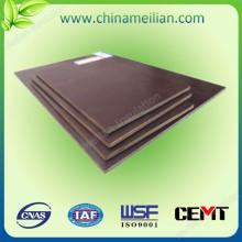 3352 Магнитная изоляция Ламинированная ткань Пресс-картон