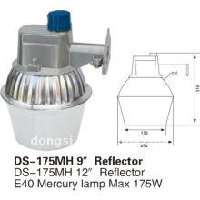 9/12 inch 175W Mercury vapor lamp