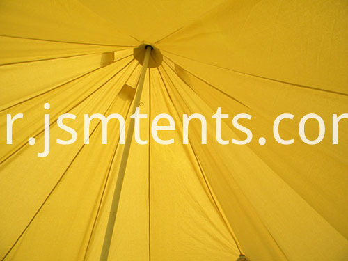 Luxury Canvas Bell Tents