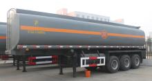 3 Dingil seyreltik hidroklorik asit Tank taşıyıcı yarı römorklar