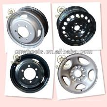 New utility 16x5.5 steel wheels for light truck rim