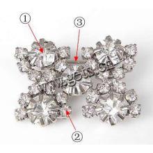 Gets.com broche de aleación de zinc hijab pin