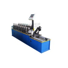 Customized C Track Roll Forming Machine