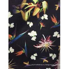 Высококачественная шелковая ткань с цифровой печатью высокого качества