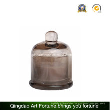 Cloche Glass Jar for Candle Holder Suppler