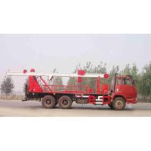 Ingenieurunterstützung mobiler Ankerwagen
