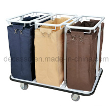 Hotel Room Linen Cart (DD37)