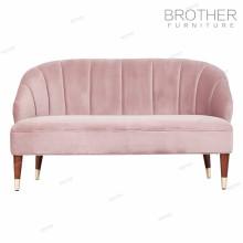 Hochzeit Stühle für Braut und Bräutigam Zweisitzer Holz antiken Sofa Stuhl